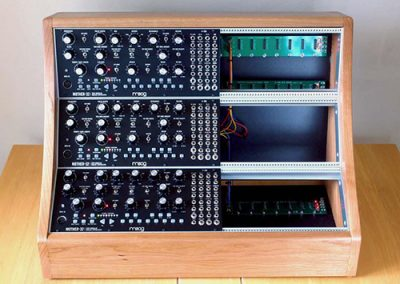 Moog Mother 32 | 9U Cherry Eurorack Case