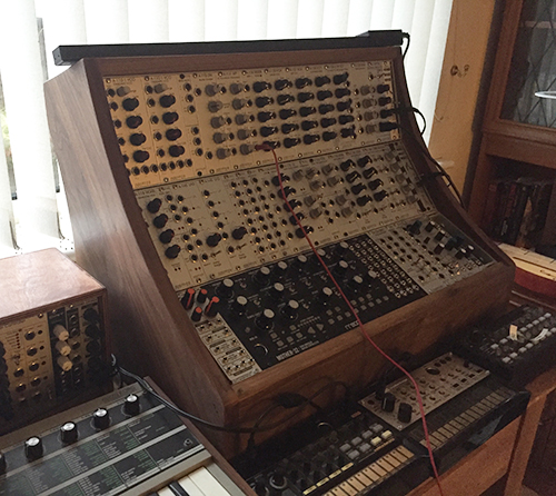 9U Walnut Eurorack Case