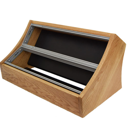 6U Eurorack Case Oak