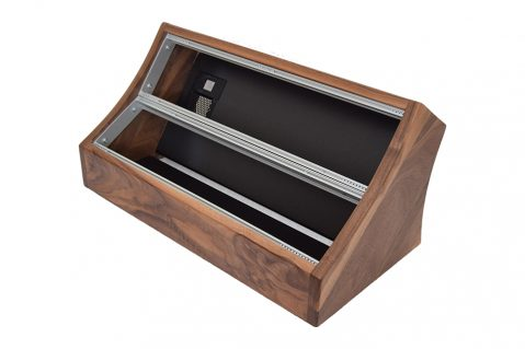 6U Eurorack Case Walnut
