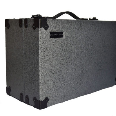 Slate Grey Portable Tolex Case