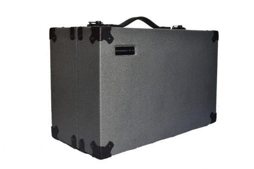 Slate Grey Portable Tolex Case