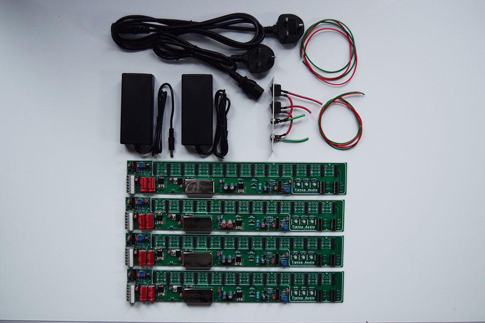 Tiptop Audio Zeus Power 12U Bundle
