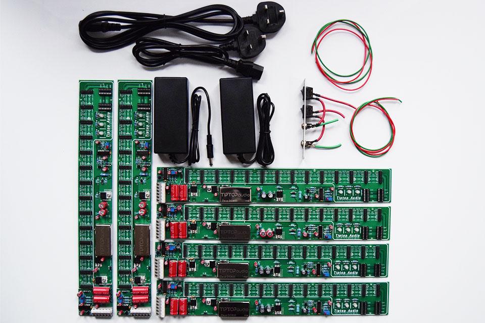 Tiptop Audio Zeus Power 18U Bundle